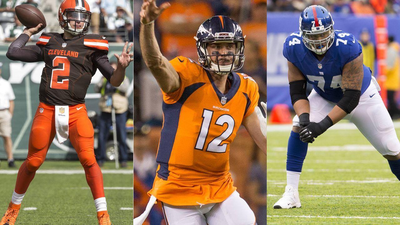 Die größten Draft-Fehlgriffe der NFL-Teams seit 2013 - Bildquelle: imago
