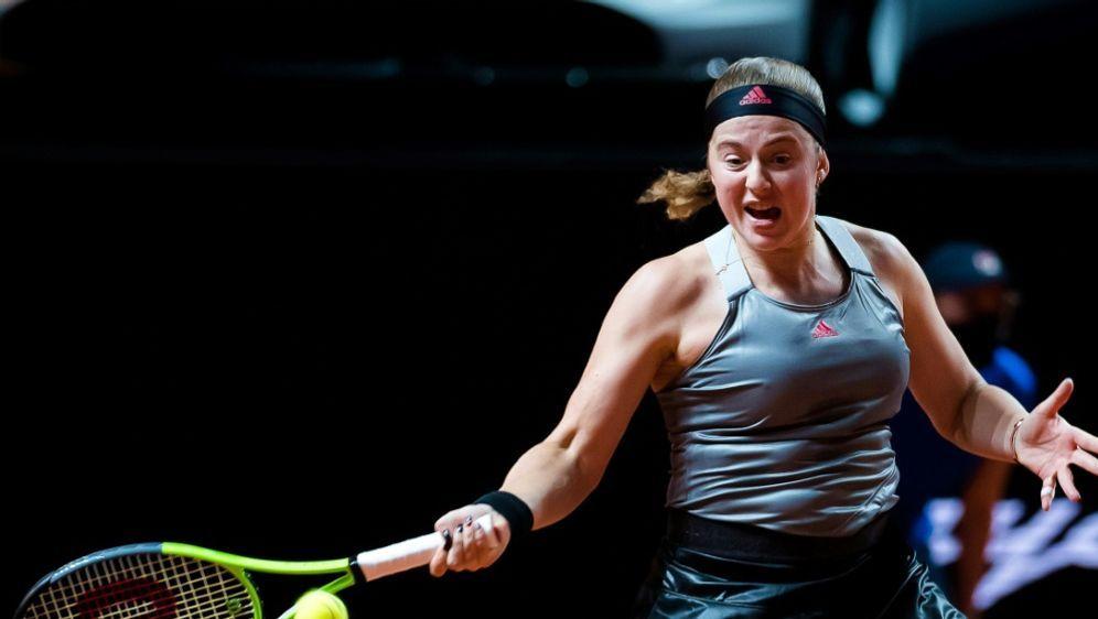 Jelena Ostapenko verliert in Rom gegen Karolina Pliskova - Bildquelle: FIROFIROSID