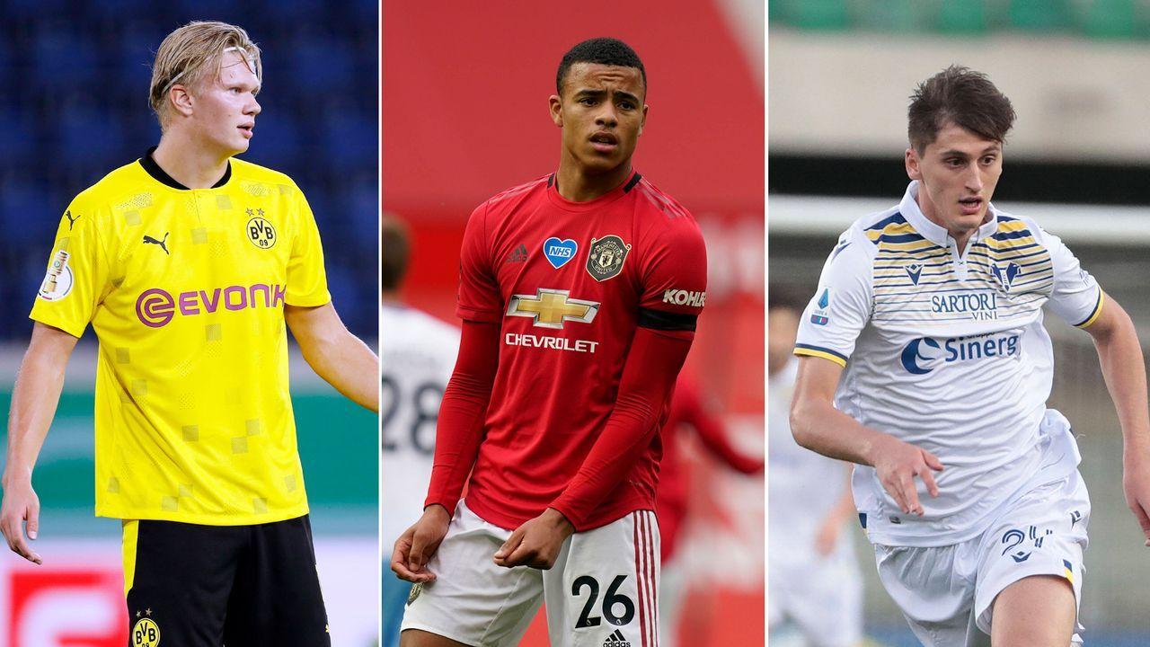 FIFA 21: Diese Spieler haben das größte Upgrade bekommen - Bildquelle: Imago / Futhead