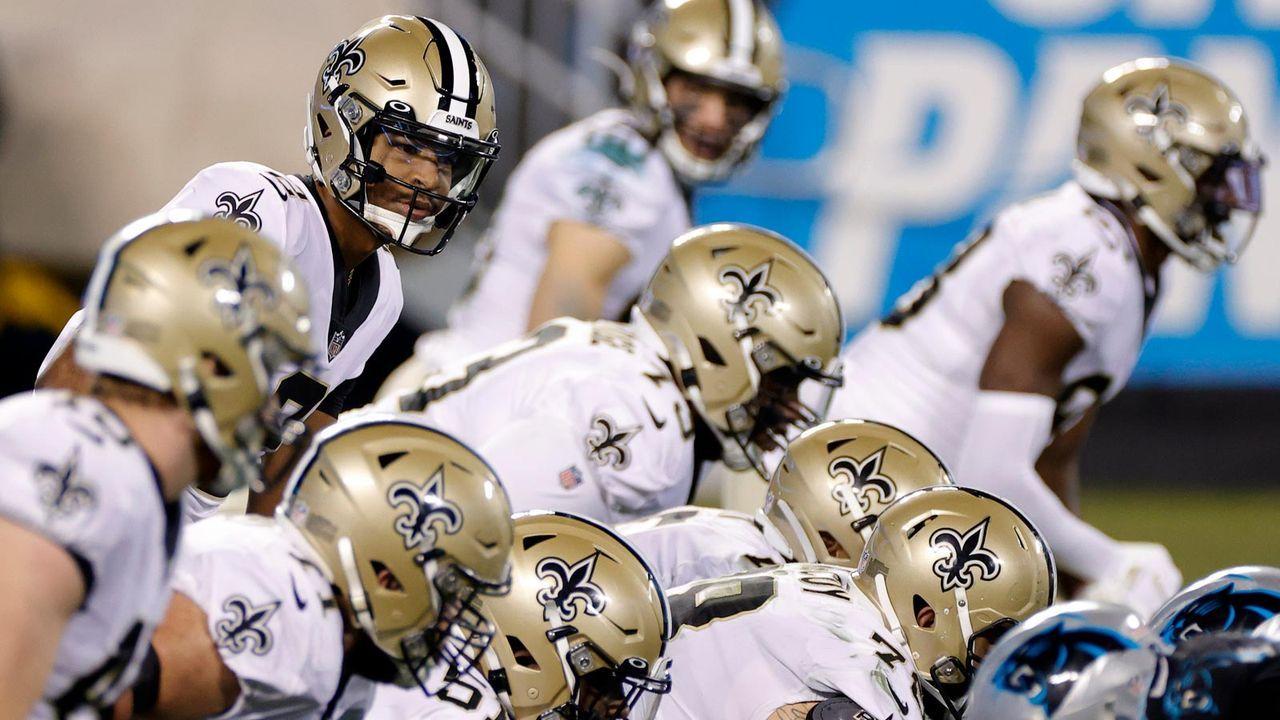 Platz 18 - New Orleans Saints - Bildquelle: 2021 Getty Images