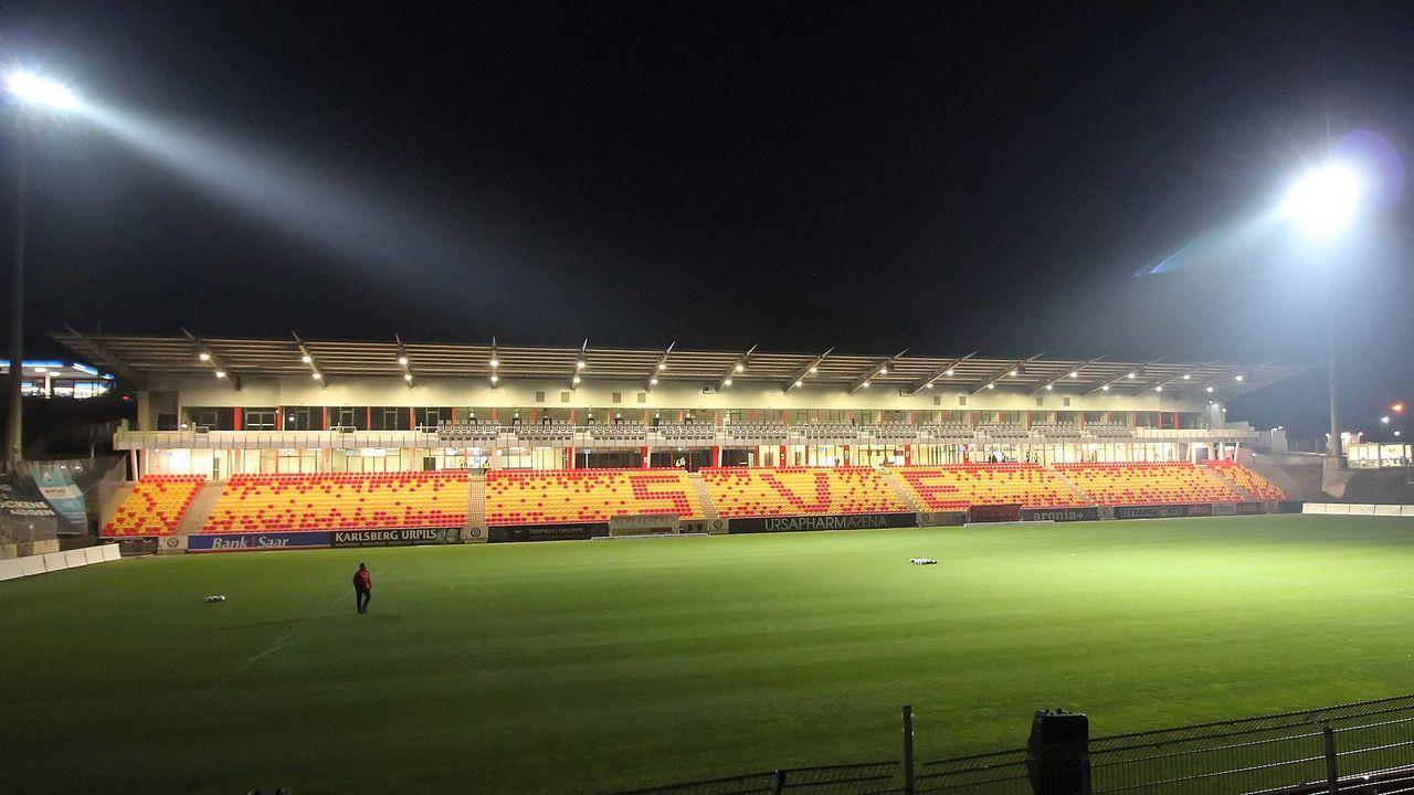 SV Elversberg - 1. FSV Mainz 05 - Bildquelle: imago images/Jan Huebner