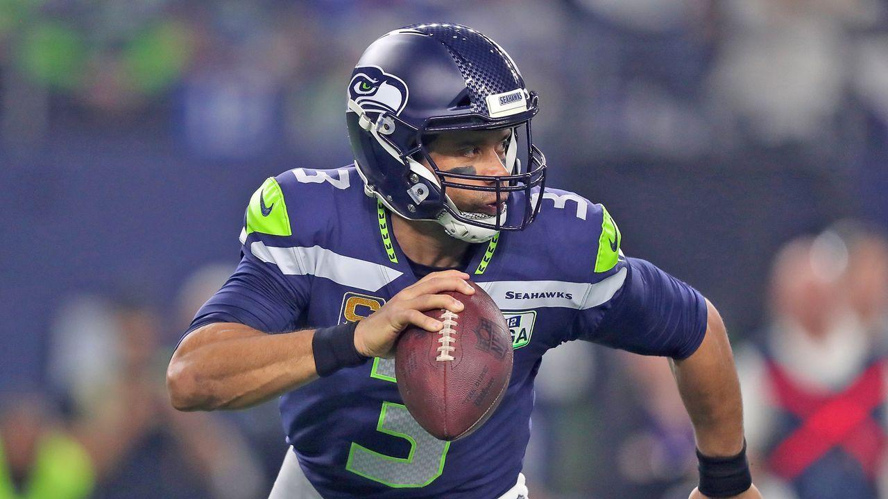 Seattle Seahawks: Russell Wilson - Bildquelle: 2019 Getty Images