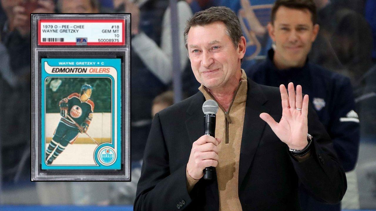 Rekord! Sammelkarte von Eishockey-Legende für 1.29 Millionen US-Dollar verkauft - Bildquelle: getty/twitter: @CTVMontreal