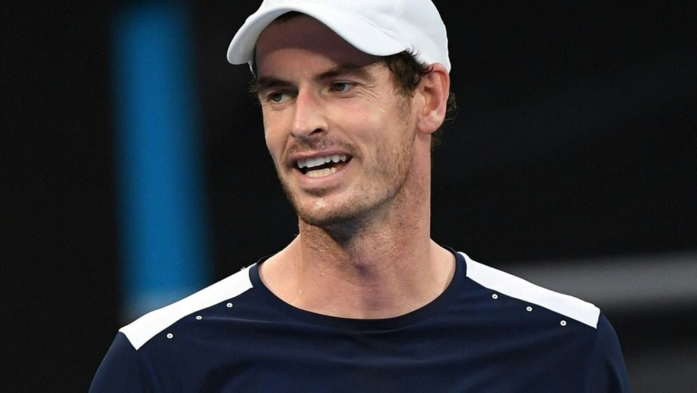Andy Murray darf den London-Marathon starten - Bildquelle: AFPSIDSAEED KHAN