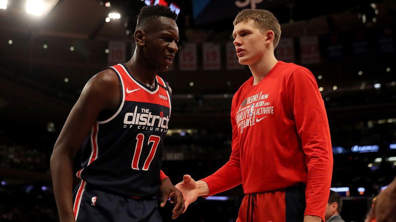 9. Pick: Washington Wizards - Bildquelle: Getty Images