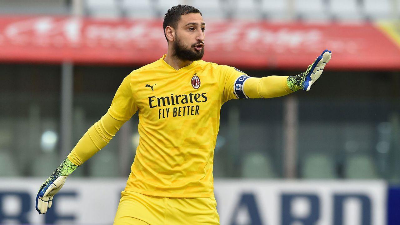 Gianluigi Donnarumma (AC Mailand) - Bildquelle: Getty Images