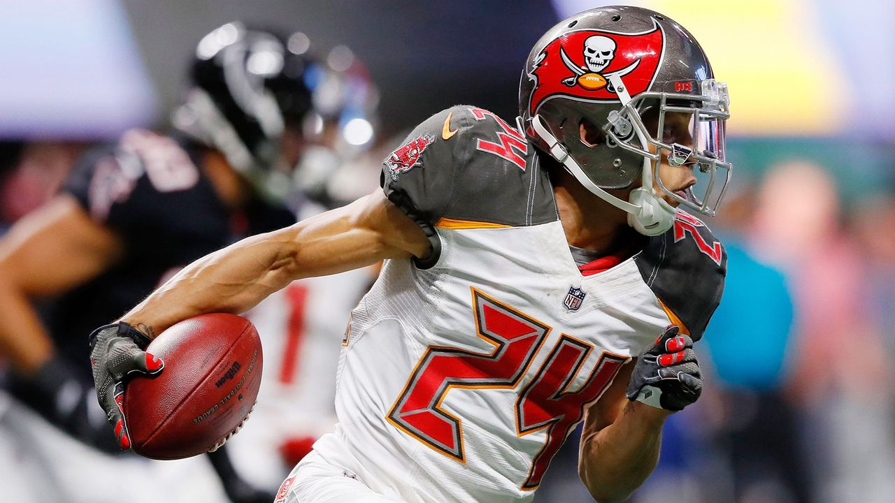 Platz 9: Brent Grimes - Bildquelle: 2013 Getty Images