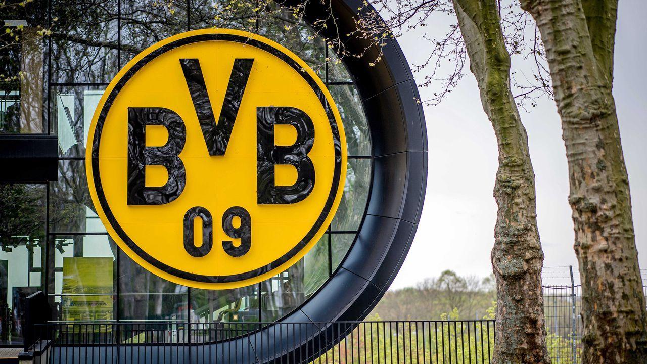 Platz 3: Borussia Dortmund - Bildquelle: imago images/motivio