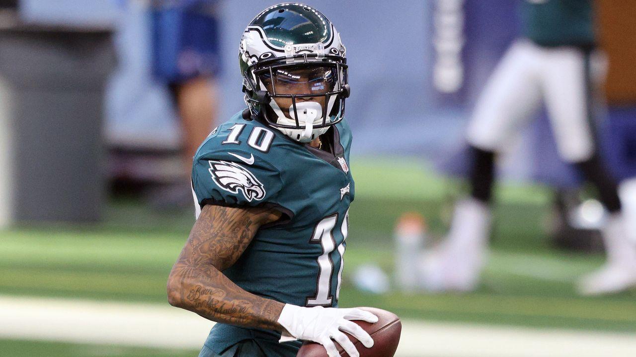 DeSean Jackson (Los Angeles Rams) - Bildquelle: 2020 Getty Images