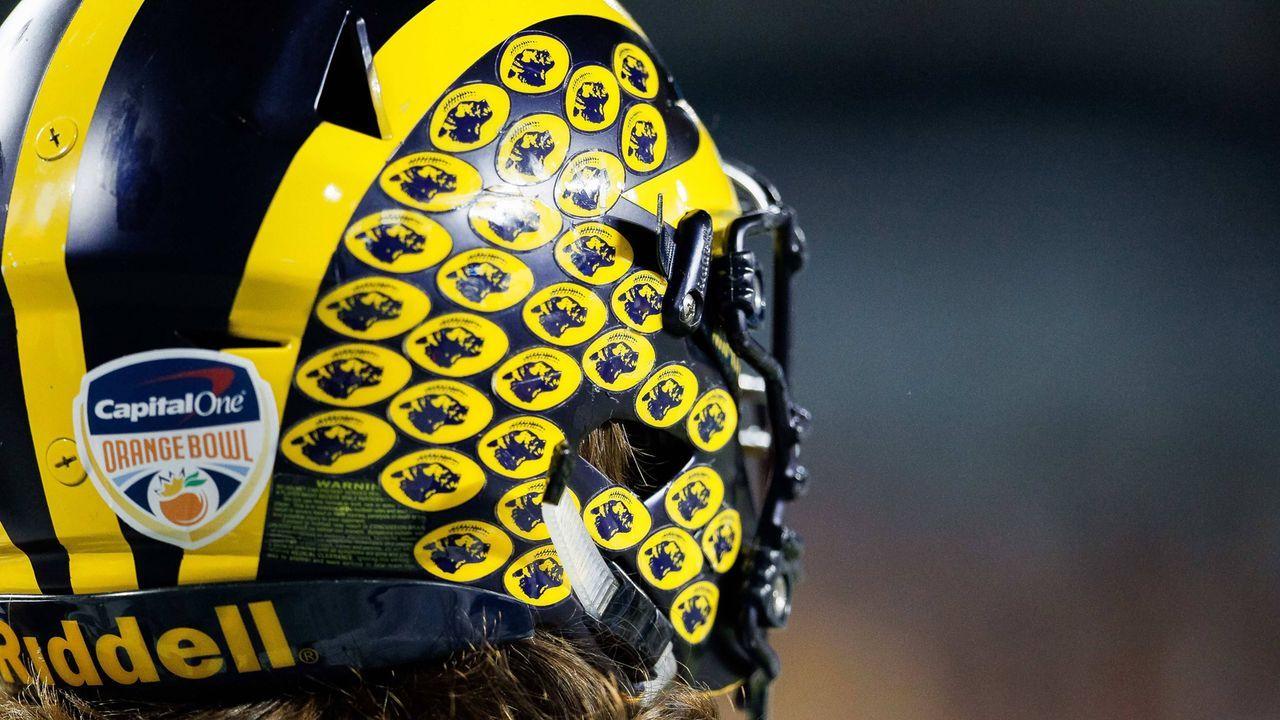 Das spezielle Helmdesign - Bildquelle: imago