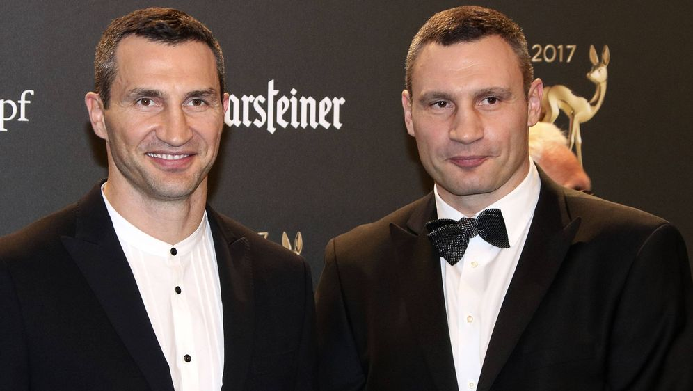 Wollte für Bruder Wladimir Rache nehmen: Witali Klitschko (re.). - Bildquelle: imago/Future Image
