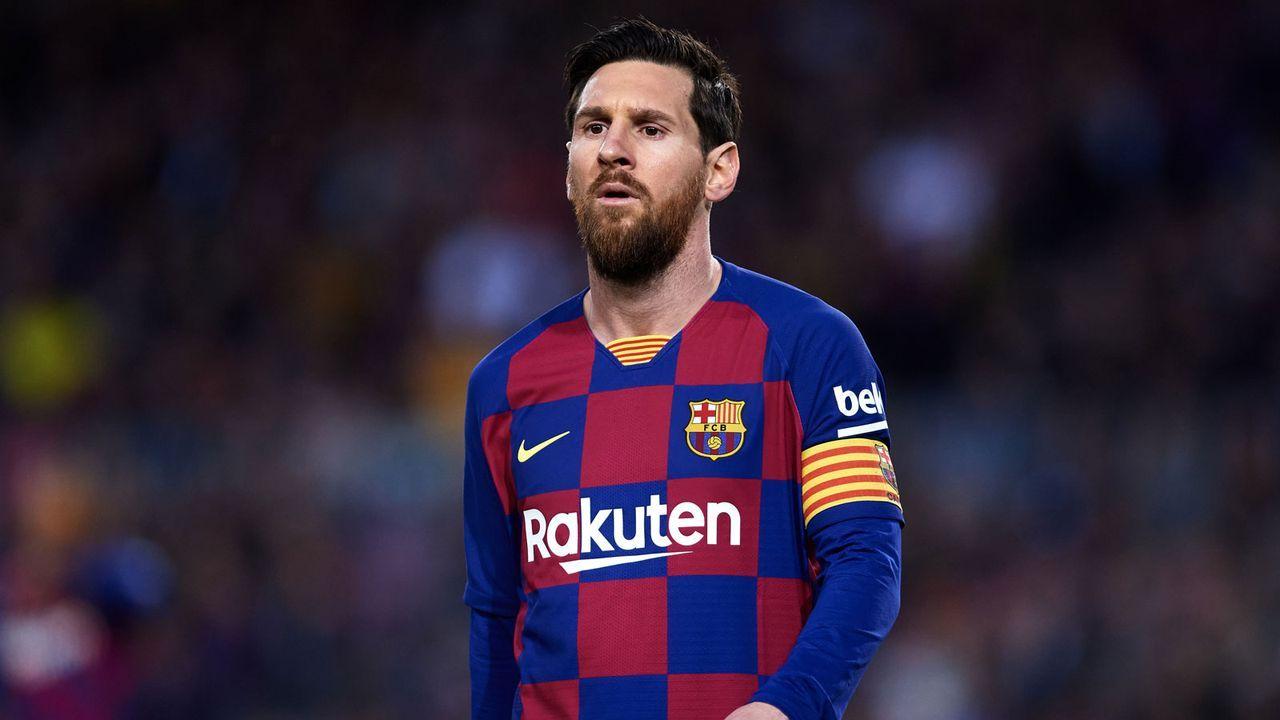 2. FC Barcelona - Bildquelle: 2020 Getty Images