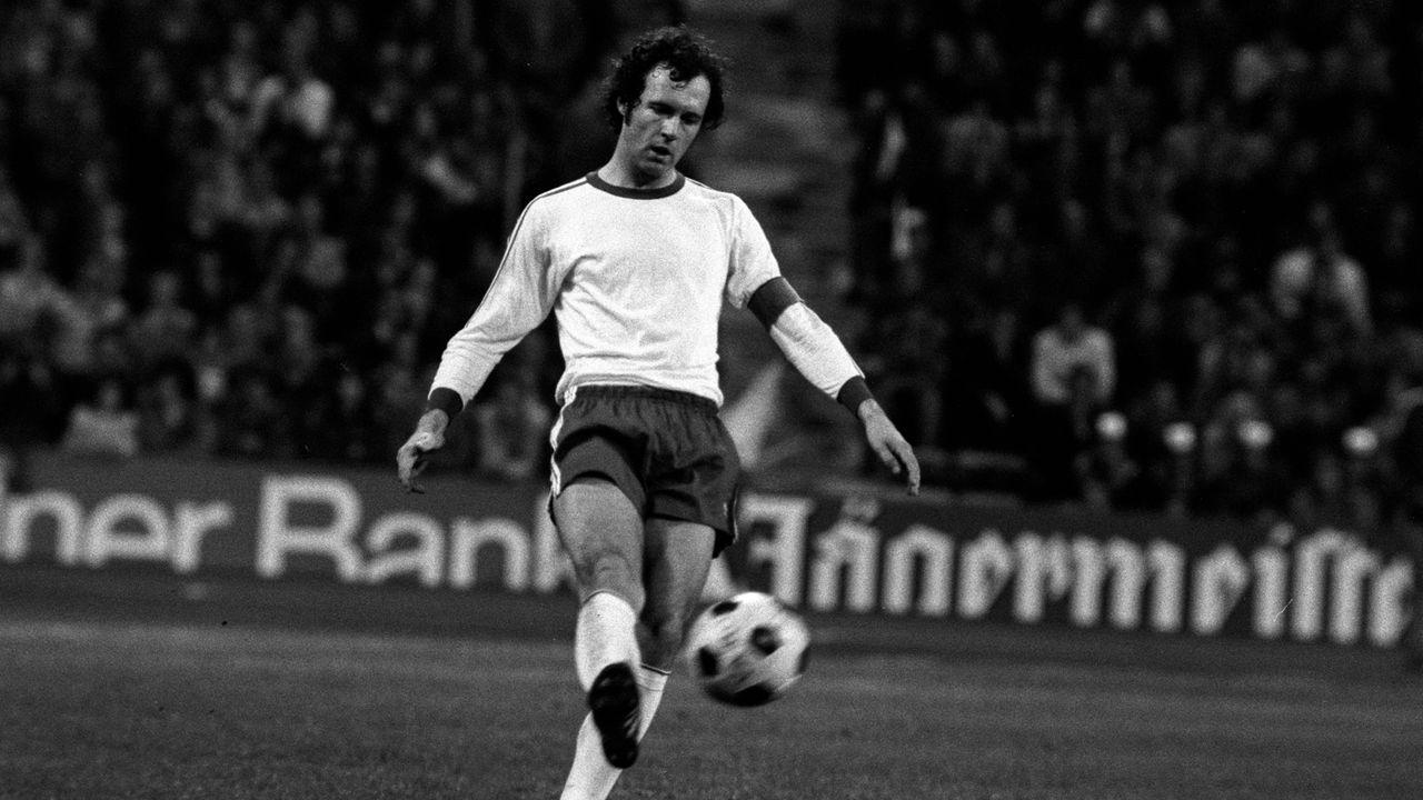 Franz Beckenbauer - Bildquelle: imago sportfotodienst