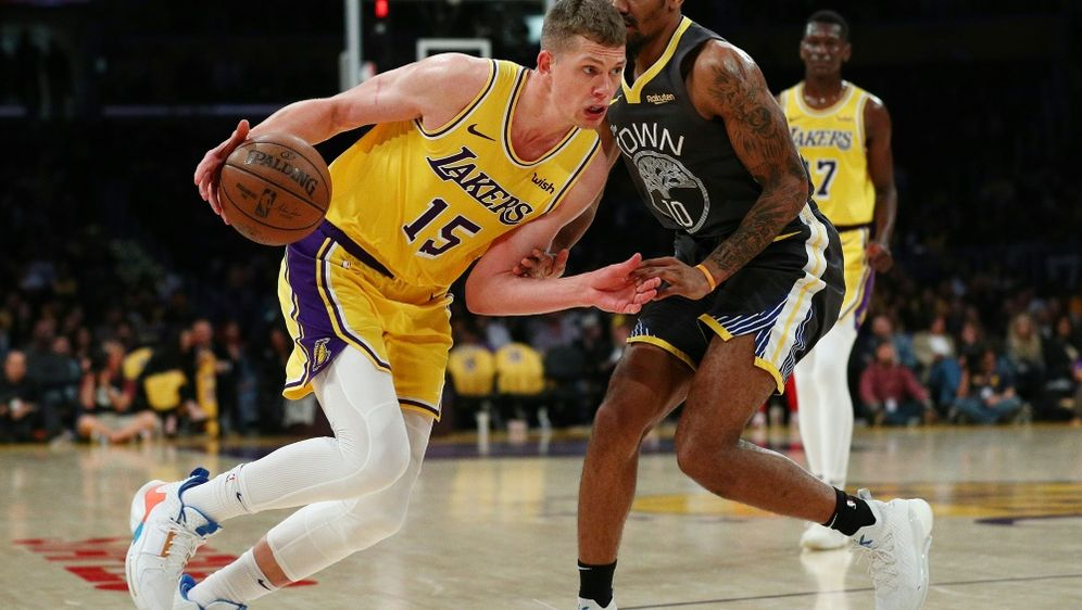 Moritz Wagner wechselt zu den Washington Wizards - Bildquelle: GETTY IMAGES NORTH AMERICAGETTY IMAGES NORTH AMERICASIDYong Teck Lim