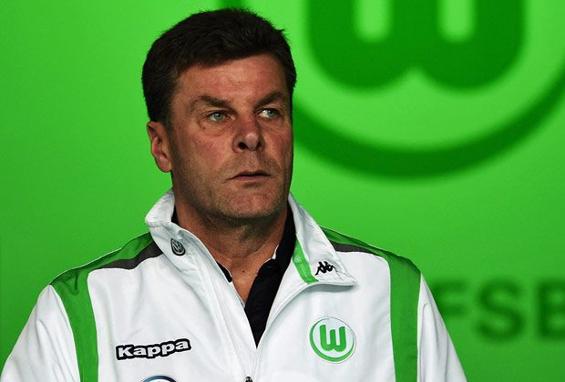 Dieter Hecking (VfL Wolfsburg) - Bildquelle: 2015 Getty Images