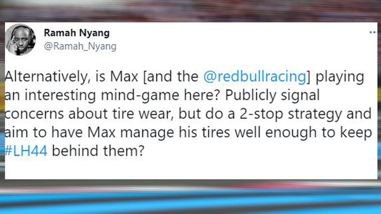 Mind Games von Red Bull? - Bildquelle: imago images/Motorsport Images