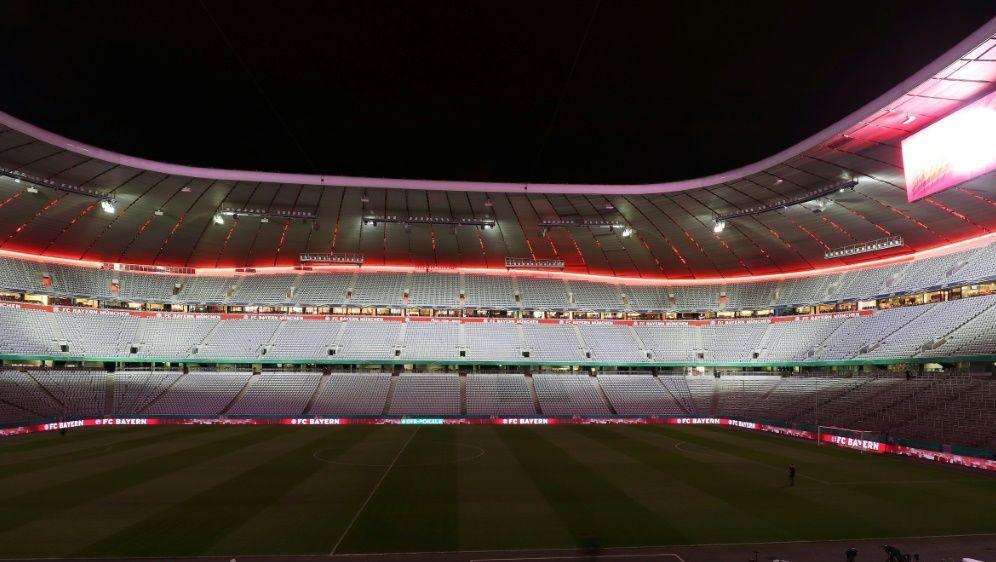 Ohne Zuschauerzulassung droht das EM-Aus für München - Bildquelle: FIROFIROSID