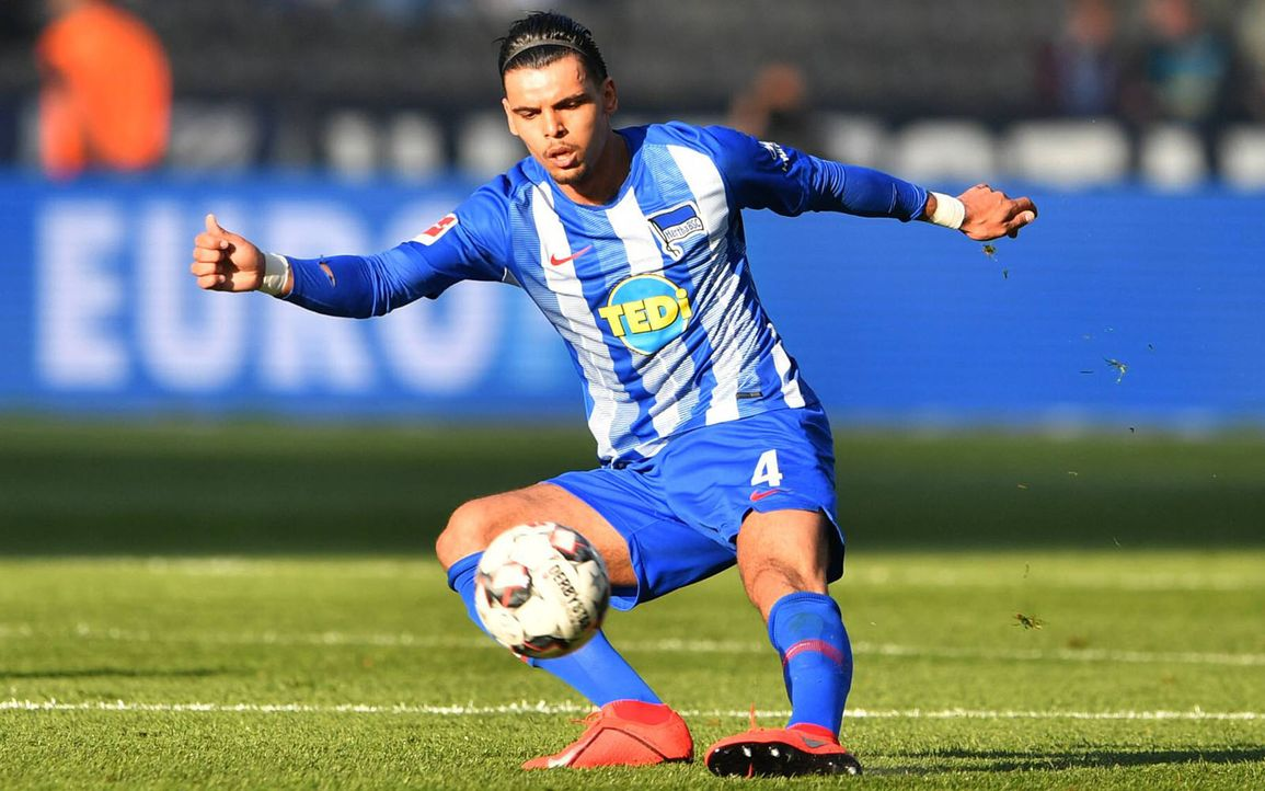 Platz 15: Karim Rekik (Hertha BSC) - Bildquelle: 2019 Getty Images