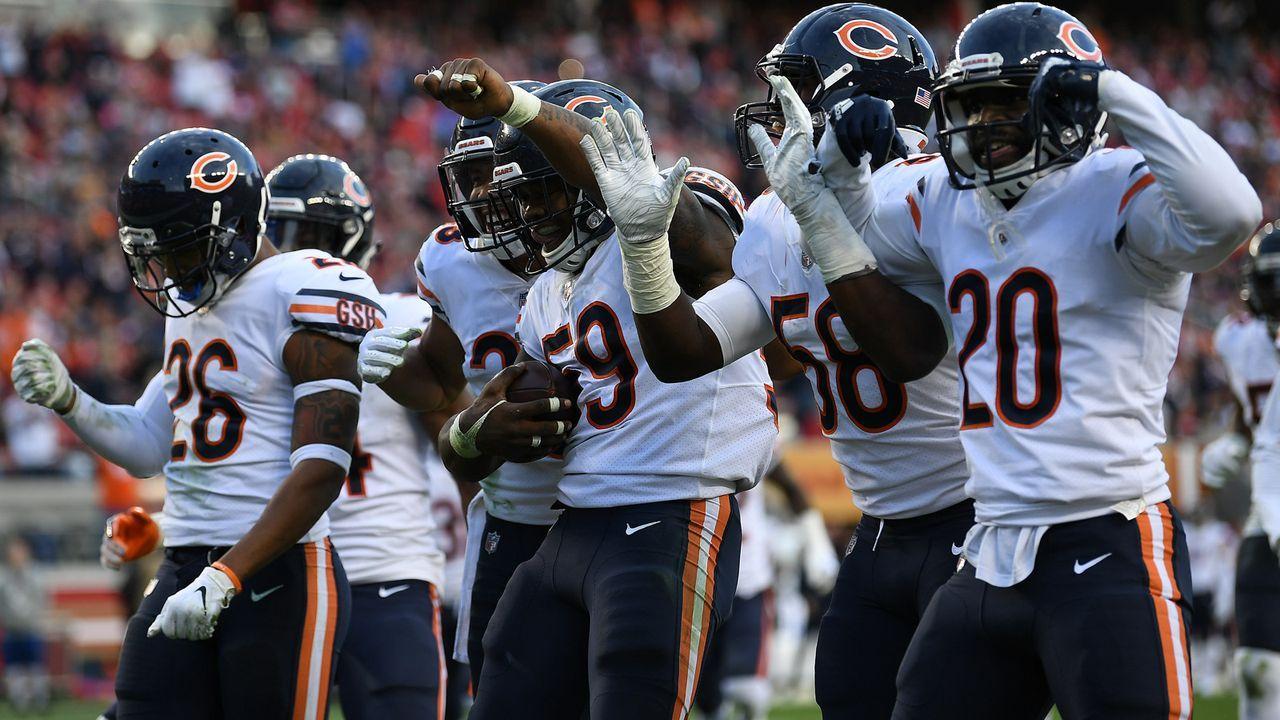 Chicago Bears - Bildquelle: 2018 Getty Images
