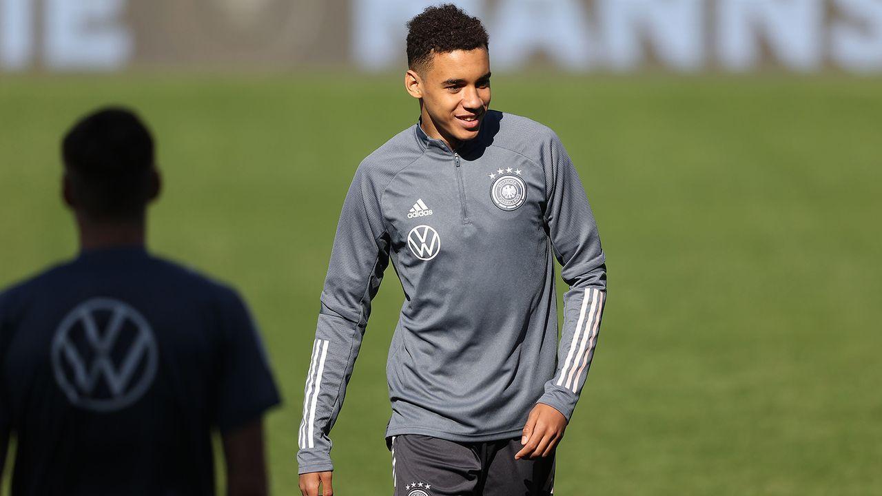Jamal Musiala (Deutschland) - Bildquelle: Getty Images