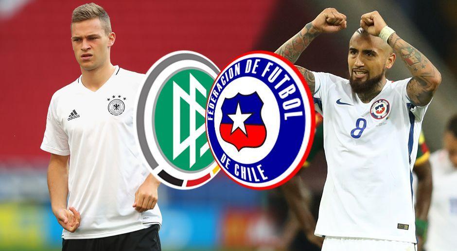Deutschland Chile Stream