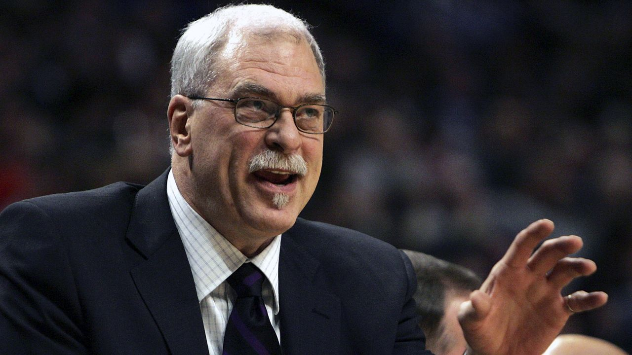 Platz 7 - Phil Jackson - Bildquelle: 2006 Getty Images