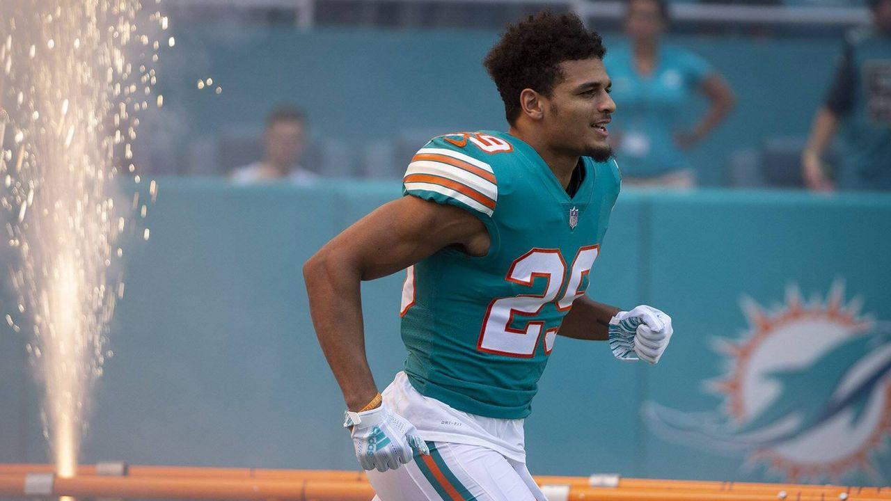 Platz 11: Minkah Fitzpatrick (Safety, Miami Dolphins) - Bildquelle: imago/ZUMA Press