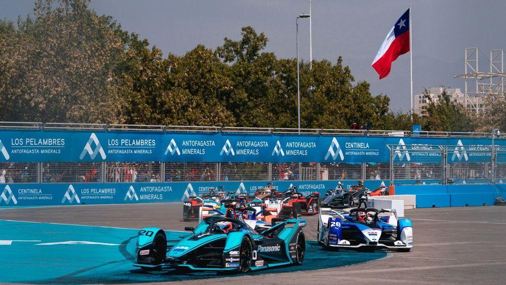 Die Formel E könnte Santiago den Rücken kehren und im dritten Anlauf in Bras... - Bildquelle: LAT