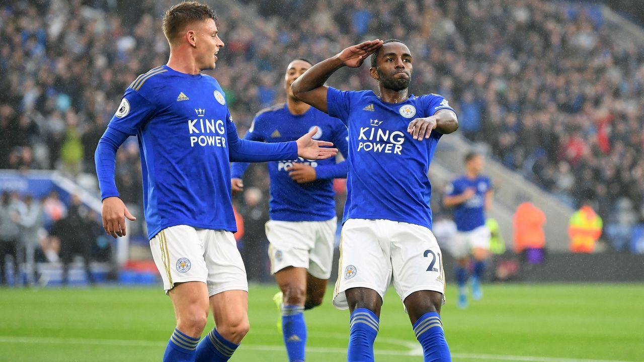 Leicester City (Premier League/England) - Bildquelle: 2019 Getty Images