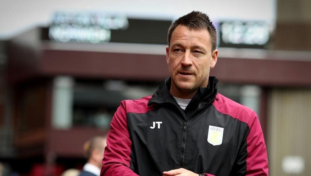 Mit Aston Villa in die Premier League: John Terry - Bildquelle: PIXATHLONPIXATHLONSID
