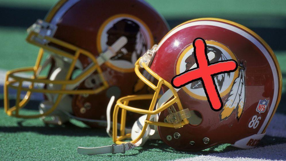 Washington ändert seinen Teamamen und Logo.