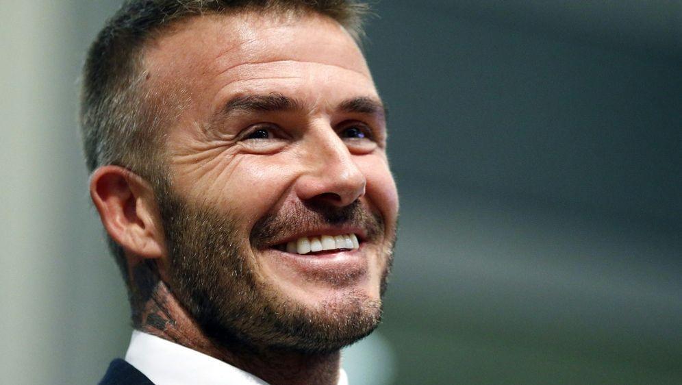 Beckhams Klub gibt seine Premiere in Los Angeles - Bildquelle: AFPSIDRHONA WISE