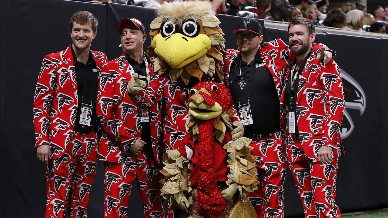 Atlanta Falcons - Bildquelle: Getty Images
