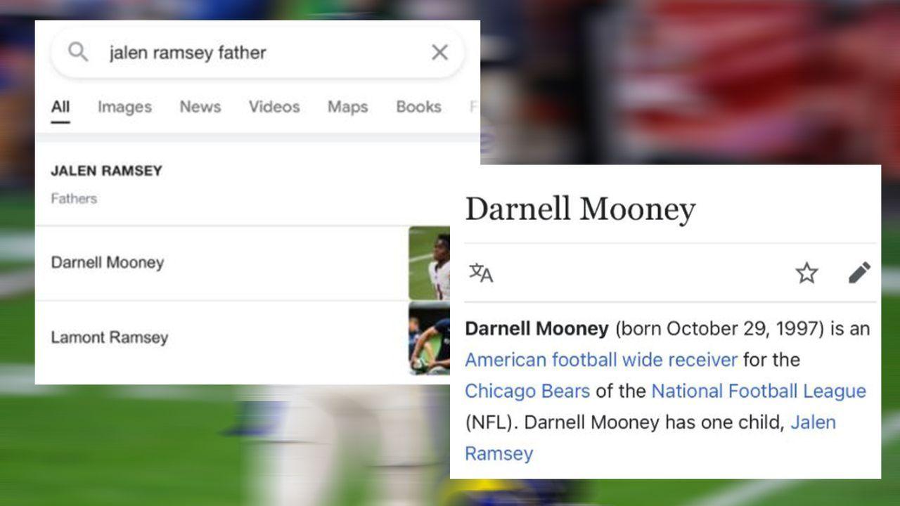 Bears-Fans nehmen Ramsey auf die Schippe - Bildquelle: Wikipedia