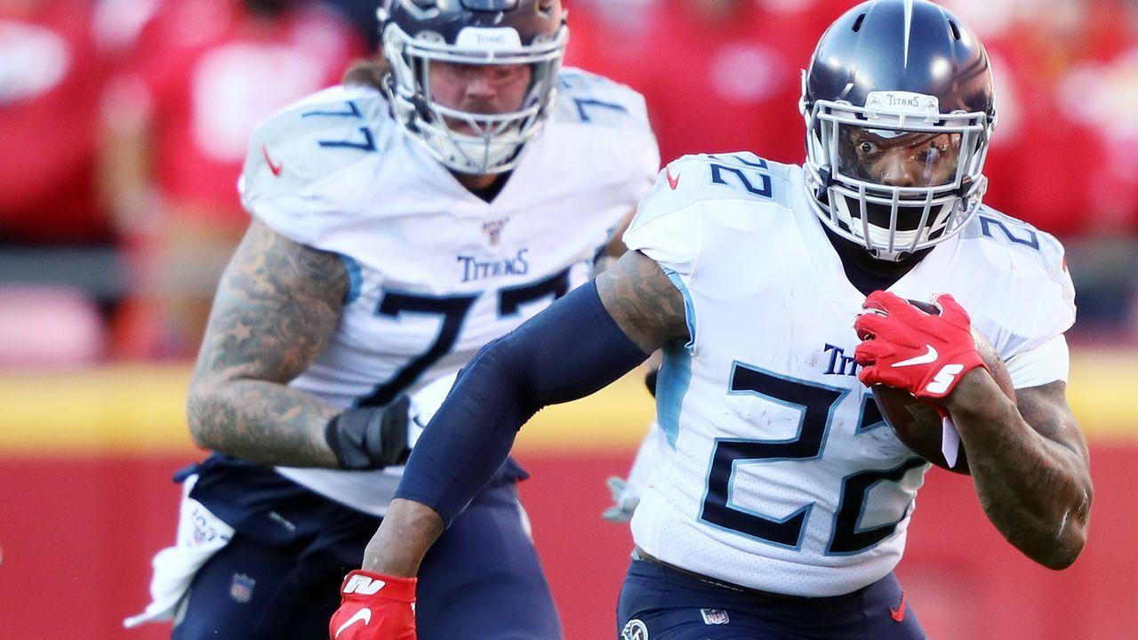 8. Platz: Tennessee Titans - Bildquelle: 2020 Getty Images