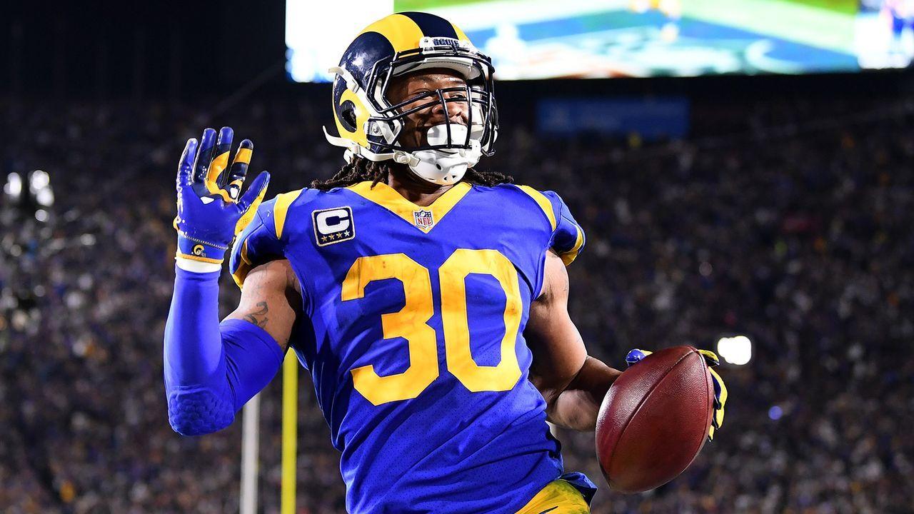 Platz 15: Los Angeles Rams - Bildquelle: 2019 Getty Images