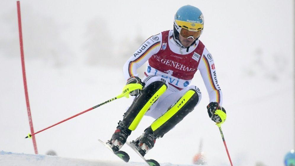 Felix Neureuther belegt bei seinem Comeback Rang 21 - Bildquelle: LehtikuvaLehtikuvaSIDVESA MOILANEN