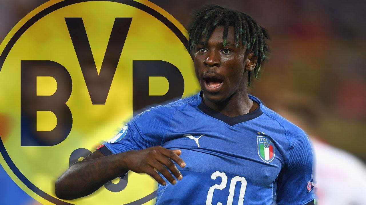 Moise Kean (Juventus Turin) - Bildquelle: 2019 Getty Images
