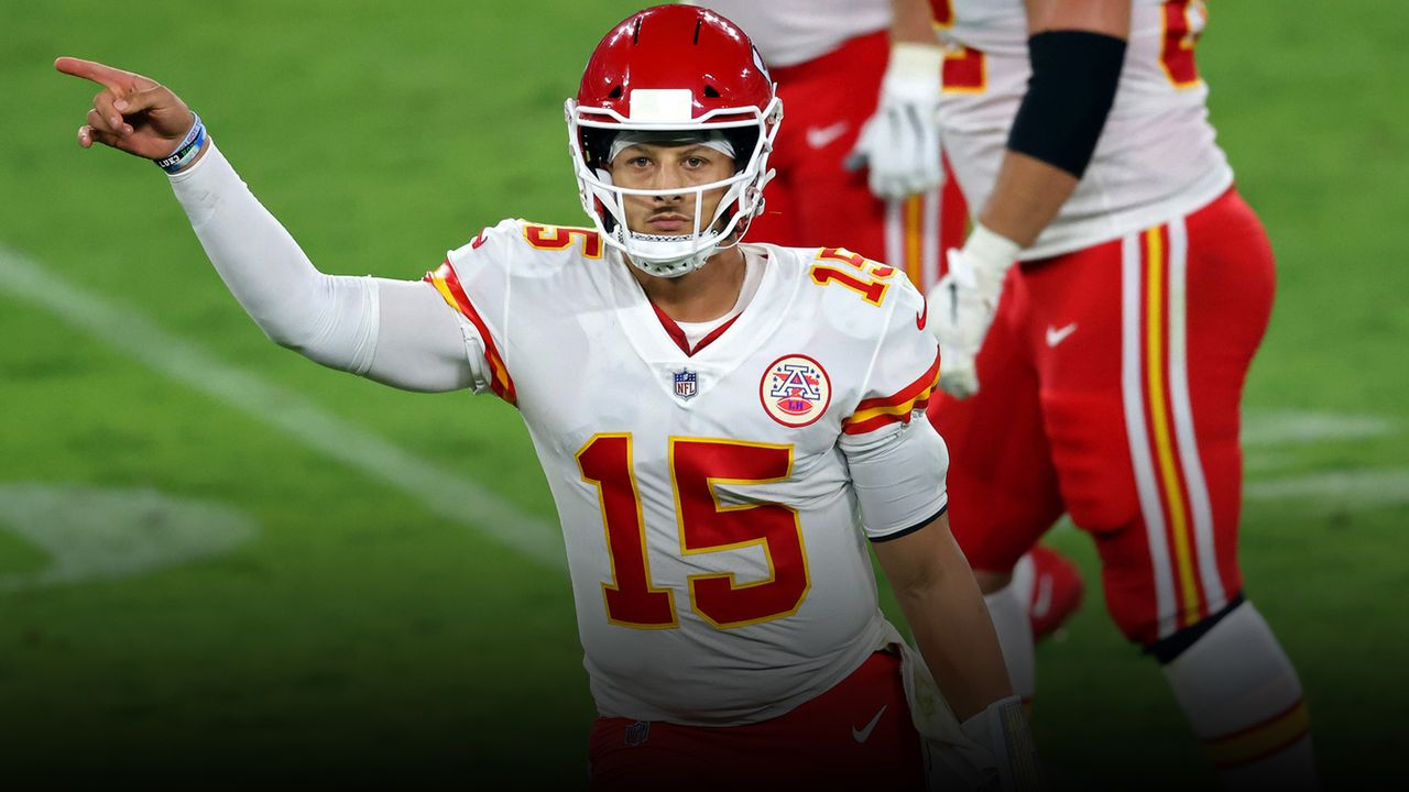 Week 3: Mahomes erreicht 10.000 Yards in Rekordzeit - Bildquelle: Getty