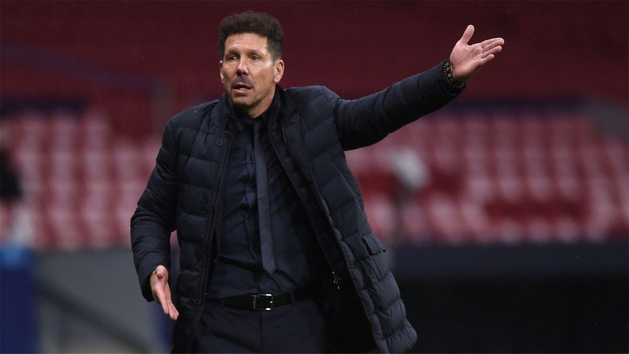 Tabellenkonstellation: Atleticos Vorsprung ist fast dahin - Bildquelle: Getty Images