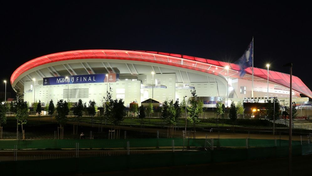 Portugal spielt im neu errichteten Wanda Metropolitano - Bildquelle: FIROFIROSID