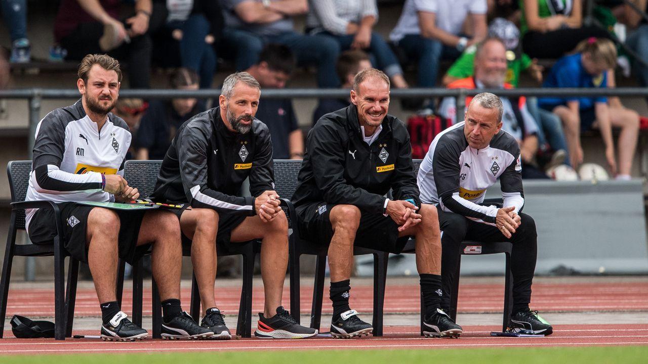 Trainerteam - Bildquelle: 2019 Getty Images