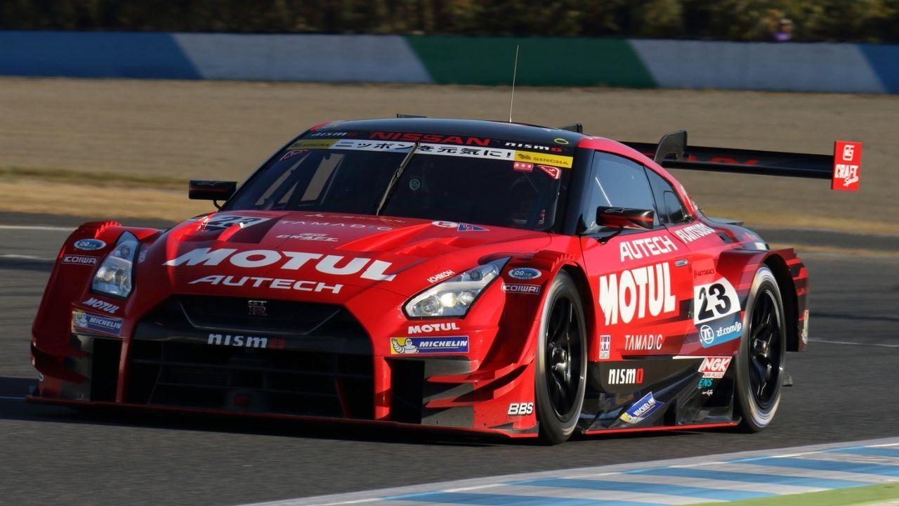Nissan GT-R - Bildquelle: LAT