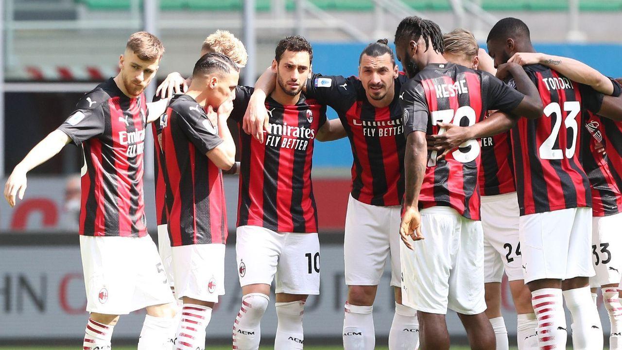 AC Mailand - Bildquelle: Getty