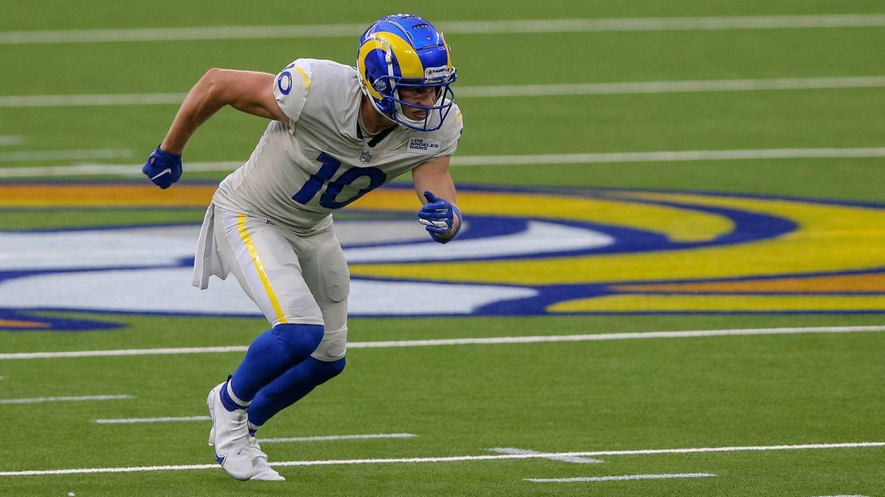Cooper Kupp (Los Angeles Rams) - Bildquelle: Imago