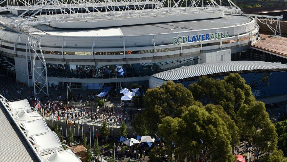Australian Open starten am 8. Februar - Bildquelle: AFPSIDGREG WOOD