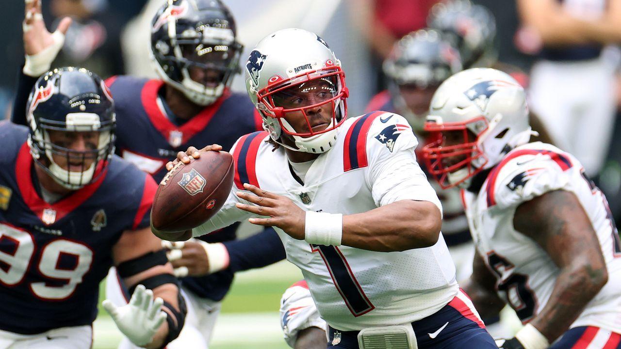 New England Patriots - Bildquelle: 2020 Getty Images