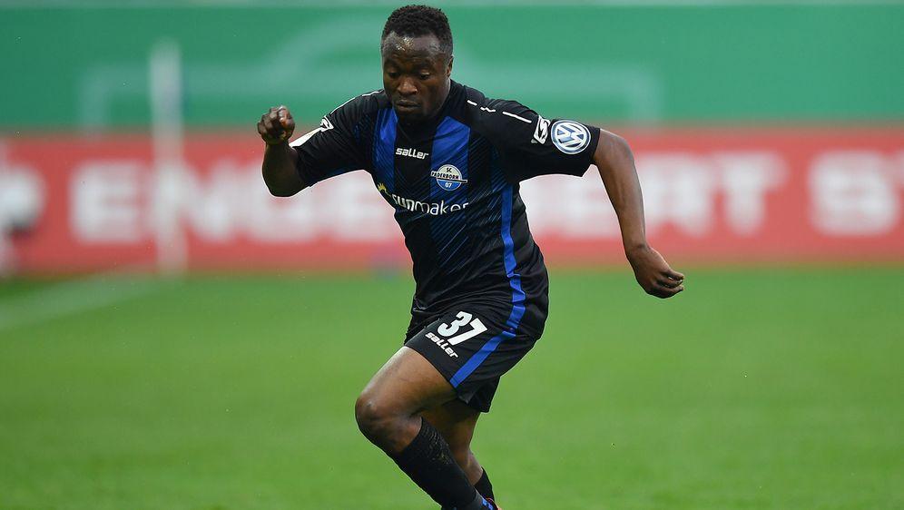 Schalke 04 holt Bernard Tekpetey aus Paderborn zurück - Bildquelle: Getty