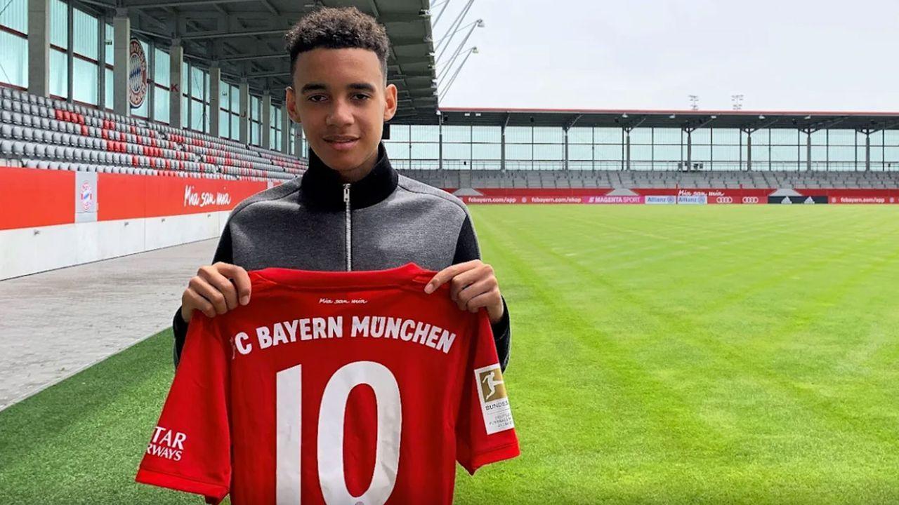 Bright Akwo Arrey-Mbi (FC Bayern München) - Bildquelle: fcbayern.com