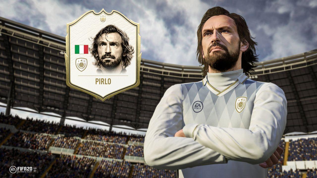 FIFA 20 Icons: Andrea Pirlo - Bildquelle: EA SPORTS